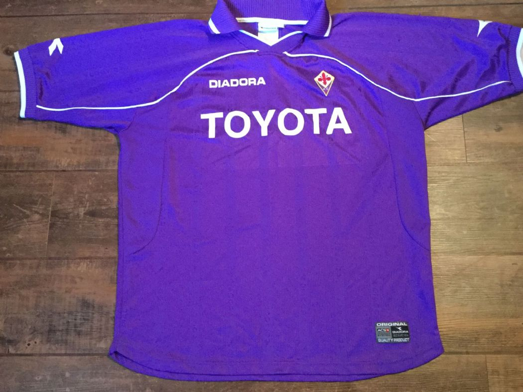 Global Classic Football Shirts | Fiorentina Vintage Old Retro Soccer Jerseys